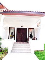 プーケット 5,000円以下のホテル : ドゥアンジット リゾート&スパ(Duangjitt Resort & Spa)のデラックス バンガロー(シングル)ルームの設備 Exterior