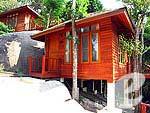 サムイ島 タオ島のホテル : ドゥシットブンチャ リゾート(Dusit Buncha Resort)のスーペリア ヴィラルームの設備 Villa