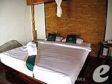 サムイ島 タオ島のホテル : ドゥシットブンチャ リゾート(1)のお部屋「デラックス ヴィラ」