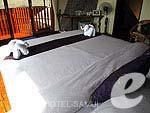 サムイ島 タオ島のホテル : ドゥシットブンチャ リゾート(Dusit Buncha Resort)のデラックス ヴィラ サンセットルームの設備 Room View