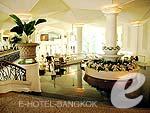バンコク フィットネスありのホテル : デュシット タニ バンコク 「Lobby Lounge」