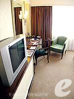 バンコク シーロム・サトーン周辺のホテル : デュシット タニ バンコク(Dusit Thani Bangkok)のスーペリアルームの設備 Facilities
