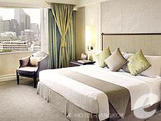 バンコク シーロム・サトーン周辺のホテル : デュシット タニ バンコク(Dusit Thani Bangkok)のお部屋「スーペリア」