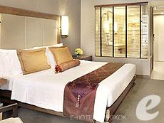 バンコク シーロム・サトーン周辺のホテル : デュシット タニ バンコク(Dusit Thani Bangkok)のお部屋「デラックス」