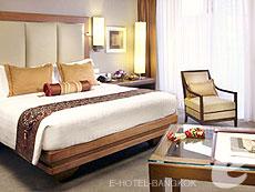 バンコク シーロム・サトーン周辺のホテル : デュシット タニ バンコク(Dusit Thani Bangkok)のお部屋「クラブ」