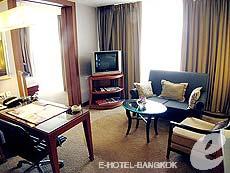 バンコク シーロム・サトーン周辺のホテル : デュシット タニ バンコク(Dusit Thani Bangkok)のお部屋「クラブ エグゼクティブ スイート」