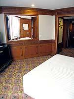 バンコク シーロム・サトーン周辺のホテル : デュシット タニ バンコク(Dusit Thani Bangkok)のタイ ヘリテイジ スイートルームの設備 Bedroom