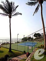 Tennis CourtDusit Thani Pattaya