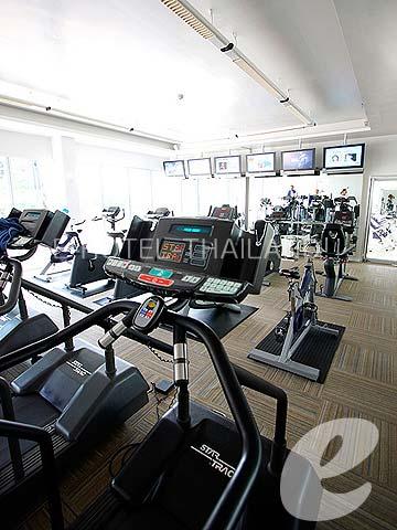 Fitness gym / dusit thani pattaya, พัทยาเหนือ