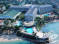 Dusit Thani Pattaya, with Spa, Pattaya
