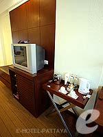 パタヤ ノースパタヤのホテル : デュシット タニ パタヤ(Dusit Thani Pattaya)のデラックス ガーデンビュールームの設備 Bedroom