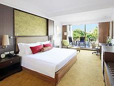 パタヤ ノースパタヤのホテル : デュシット タニ パタヤ(1)のお部屋「デラックス ガーデンビュー」