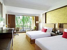 パタヤ ノースパタヤのホテル : デュシット タニ パタヤ(1)のお部屋「デラックス シービュー」