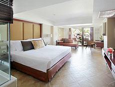 パタヤ ノースパタヤのホテル : デュシット タニ パタヤ(1)のお部屋「カバナ」