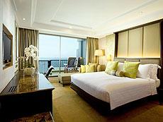 パタヤ ノースパタヤのホテル : デュシット タニ パタヤ(1)のお部屋「クラブルーム」