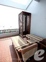 パタヤ ノースパタヤのホテル : デュシット タニ パタヤ(Dusit Thani Pattaya)のクラブ グランドルームの設備 Balcony