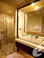 パタヤ ノースパタヤのホテル : デュシット タニ パタヤ(Dusit Thani Pattaya)のクラブ グランドルームの設備 Bath Room