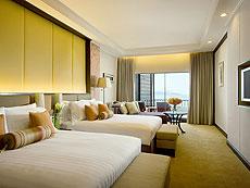 パタヤ ノースパタヤのホテル : デュシット タニ パタヤ(1)のお部屋「クラブ グランド」