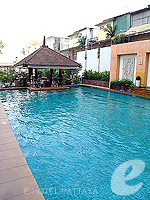 Swimming Pool : Sunbeam Hotel Pattaya, Couple & Honeymoon, Phuket