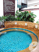 Jacuzzi : Sunbeam Hotel Pattaya, Couple & Honeymoon, Phuket