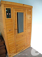 Sauna : Sunbeam Hotel Pattaya, Fitness Room, Phuket