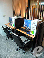Internet Corner / Sunbeam Hotel Pattaya, ฟิตเนส