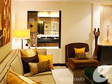 パタヤ サウスパタヤのホテル : サンビーム ホテル パタヤ(1)のお部屋「ジュニアスイート」