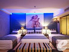 パタヤ サウスパタヤのホテル : サンビーム ホテル パタヤ(1)のお部屋「アルカディア ジュニア スイート」