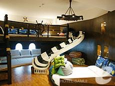 パタヤ サウスパタヤのホテル : サンビーム ホテル パタヤ(1)のお部屋「テーム スイート」