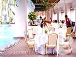 Poolside Restaurant : Emporium Suites by Chatrium, Meeting Room, Phuket