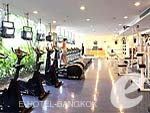 Fitness Gym : Emporium Suites by Chatrium, Fitness Room, Phuket