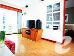 バンコク サイアム・プラトゥーナムのホテル : エバーグリーン プレイス バンコク バイ アーバン ホスピタリティ(Evergreen Place Bangkok by Urban Hospitality)のジュニア スイートルームの設備 Room View