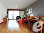 バンコク サイアム・プラトゥーナムのホテル : エバーグリーン プレイス バンコク バイ アーバン ホスピタリティ(Evergreen Place Bangkok by Urban Hospitality)のエグジクティブ スイート 2ベッドルームルームの設備 Room View