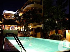 Swimming Pool : Evergreen Resort, under USD 50, Phuket