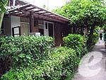 サムイ島 5,000円以下のホテル : エヴァーグリーン リゾート(Evergreen Resort)のデラックス ヴィラルームの設備 Entrance