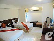 サムイ島 5,000円以下のホテル : エヴァーグリーン リゾート(1)のお部屋「デラックス ヴィラ」