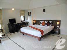 サムイ島 5,000円以下のホテル : エヴァーグリーン リゾート(1)のお部屋「ジュニア スイート」