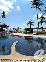 Swimming Pool : Mercure Koh Samui Beach Resort, Serviced Villa, Phuket