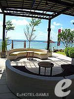 Pool Bar : Mercure Koh Samui Beach Resort, Serviced Villa, Phuket