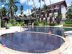 Mercure Koh Samui Beach Resort, Serviced Villa, Phuket