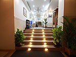 Entrance / First Residence Boutique Hotel, หาดเฉวง