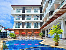 First Residence Boutique Hotel, Free Wifi, Phuket