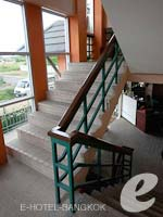 Stairs : Floral Shire Resort, Free Wifi, Phuket