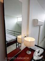 バンコク スワンナプーム空港周辺のホテル : フローラル シャイア リゾート(Floral Shire Resort)のデラックスルームの設備 Room View