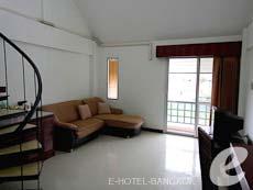 バンコク スワンナプーム空港周辺のホテル : フローラル シャイア リゾート(Floral Shire Resort)のお部屋「デラックス」