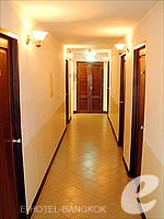 Corridor : For You Residence, Silom Sathorn, Phuket
