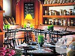 バンコク カップル&ハネムーンのホテル : アナンタラ サイアム バンコク ホテル 「Spice Market」