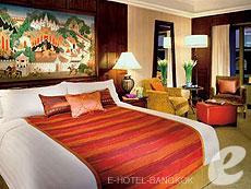 バンコク カップル&ハネムーンのホテル : アナンタラ サイアム バンコク ホテル(Anantara Siam Bangkok Hotel)のお部屋「デラックス ビュー」
