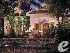 バンコク カップル&ハネムーンのホテル : アナンタラ サイアム バンコク ホテル(Anantara Siam Bangkok Hotel)のお部屋「カバナ」
