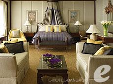 バンコク ファミリー&グループのホテル : アナンタラ サイアム バンコク ホテル(Anantara Siam Bangkok Hotel)のお部屋「ラジャダムリ スイート」